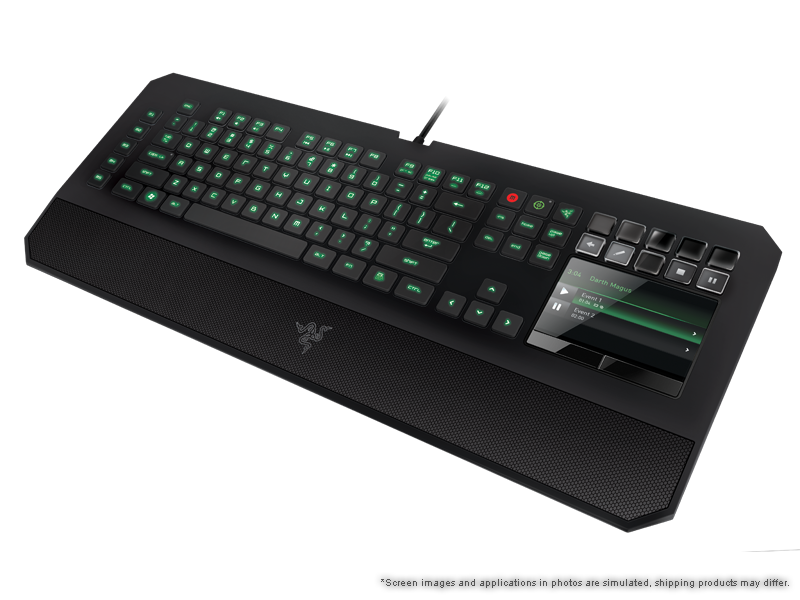 Razer DeathStalker Ultimate Gaming Keyboard