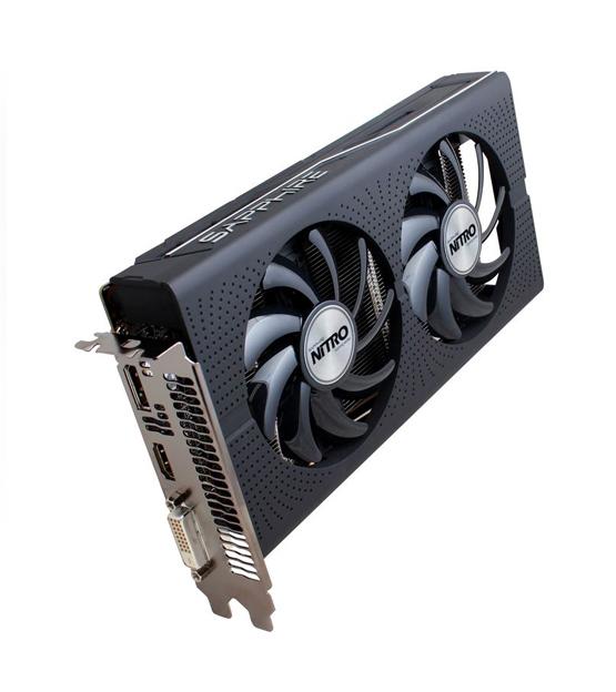 Sapphire RX460 4GB Nitro