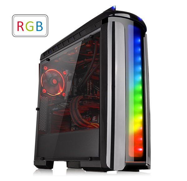 Thermaltake View C22 RGB Black
