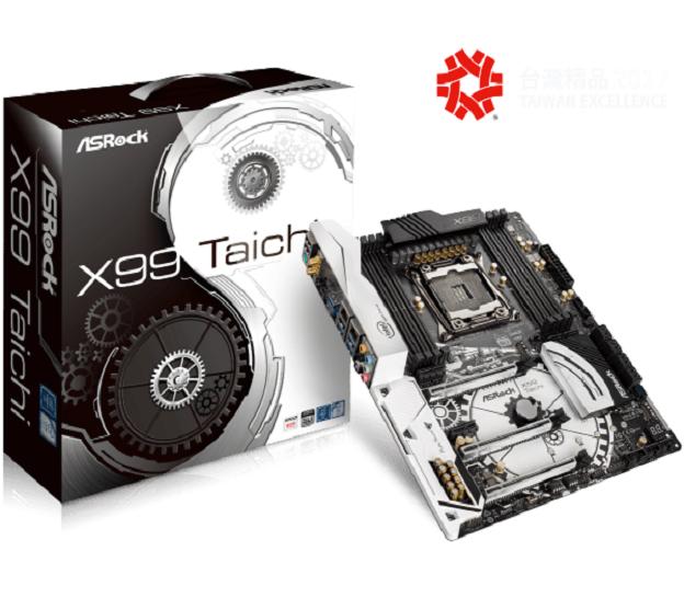 ASRock X99 Taichi Motherboard