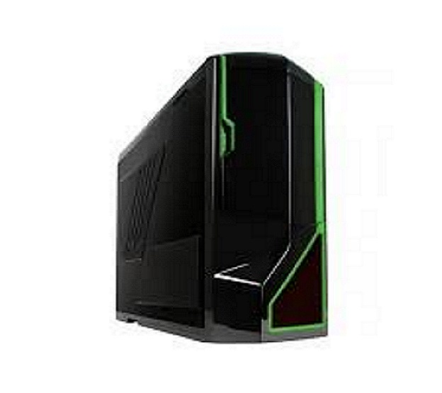 NZXT Phantom Black / Green