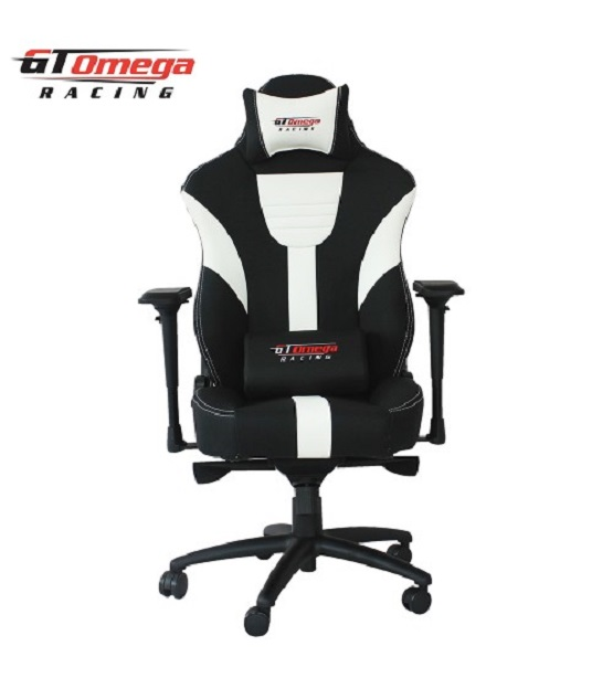 GT Omega MASTER XL Racing Office Chair Black