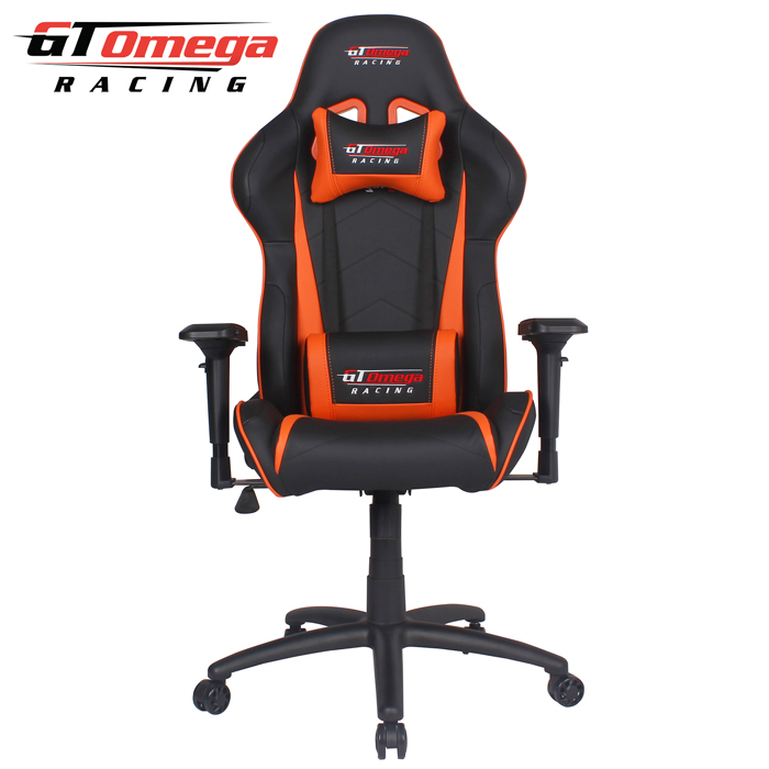 GT Omega PRO Racing Office Chair Black Next O