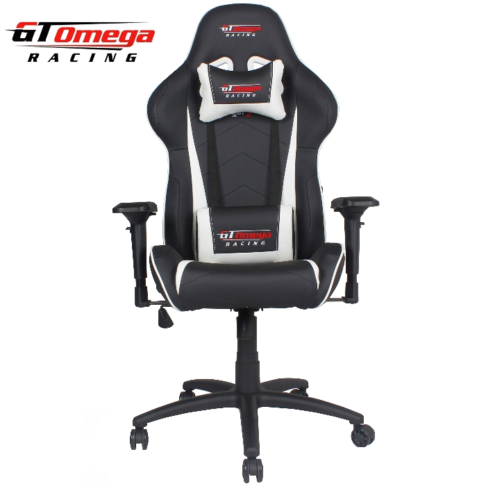 GT Omega PRO Racing Office Chair Black Next W