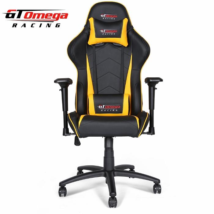 GT Omega PRO Racing Office Chair Black Next Y