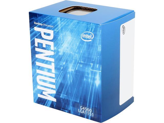 Intel Pentium G4560 3.5 GHz