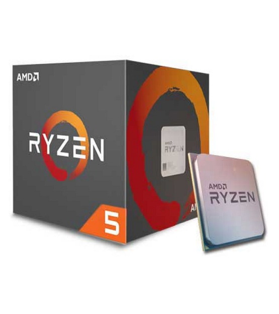AMD Ryzen™ 5 1400 Processor