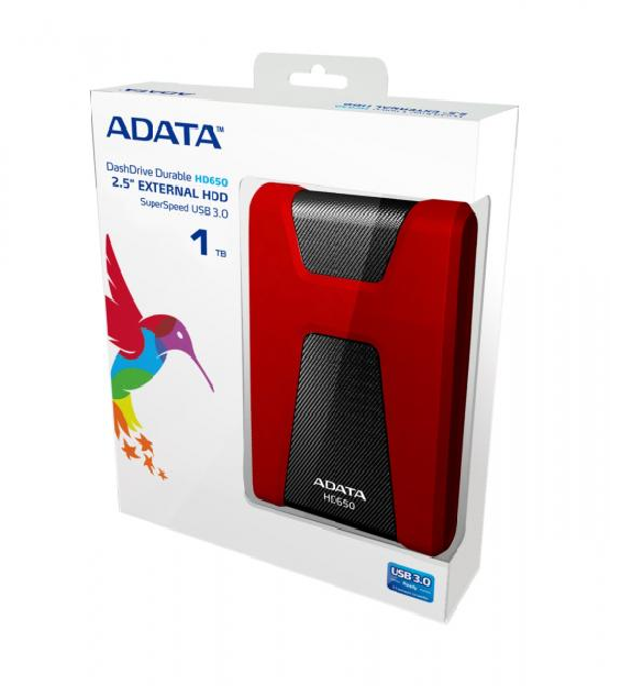 ADATA HD 650 1TB External Hard Disk