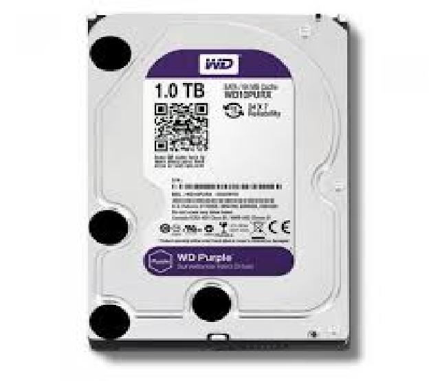 WD Purple WD10PURX HDD 1TB