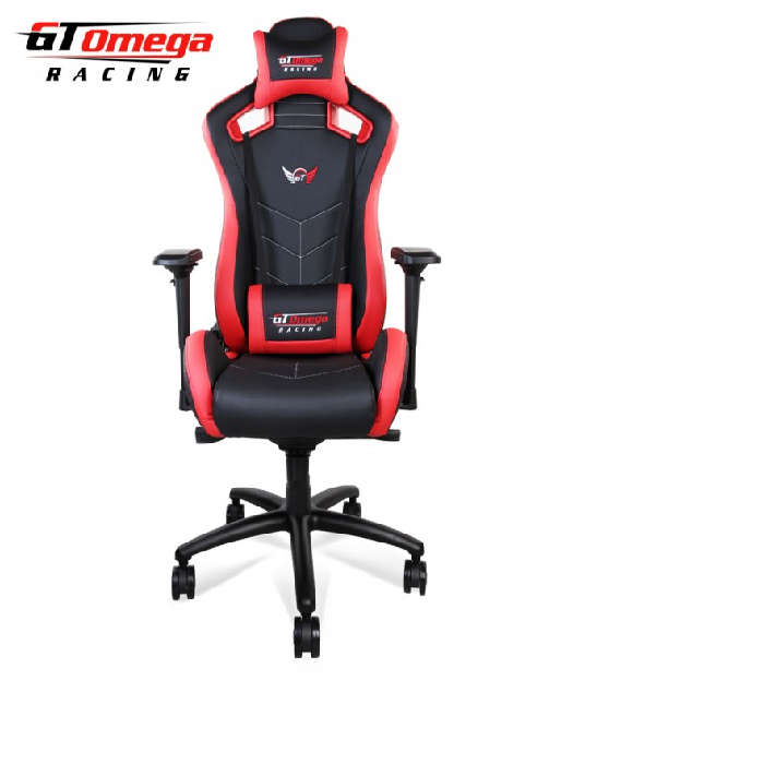 GT Omega Sport Racing Office Chair Black And