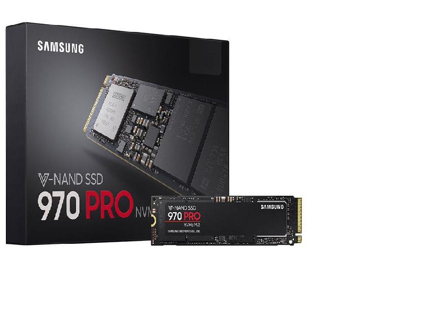 Samsung V-NAND SSD 970 PRO