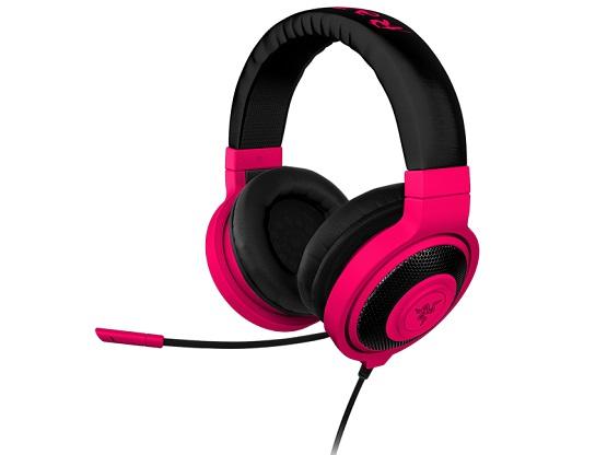Razer Kraken Pro NEON Pink