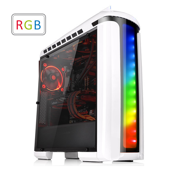 Thermaltake View C22 Snow White Edition