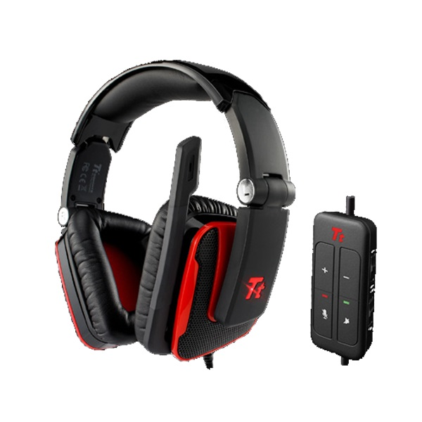 TteSports Shock One 5.1 Gaming Headset