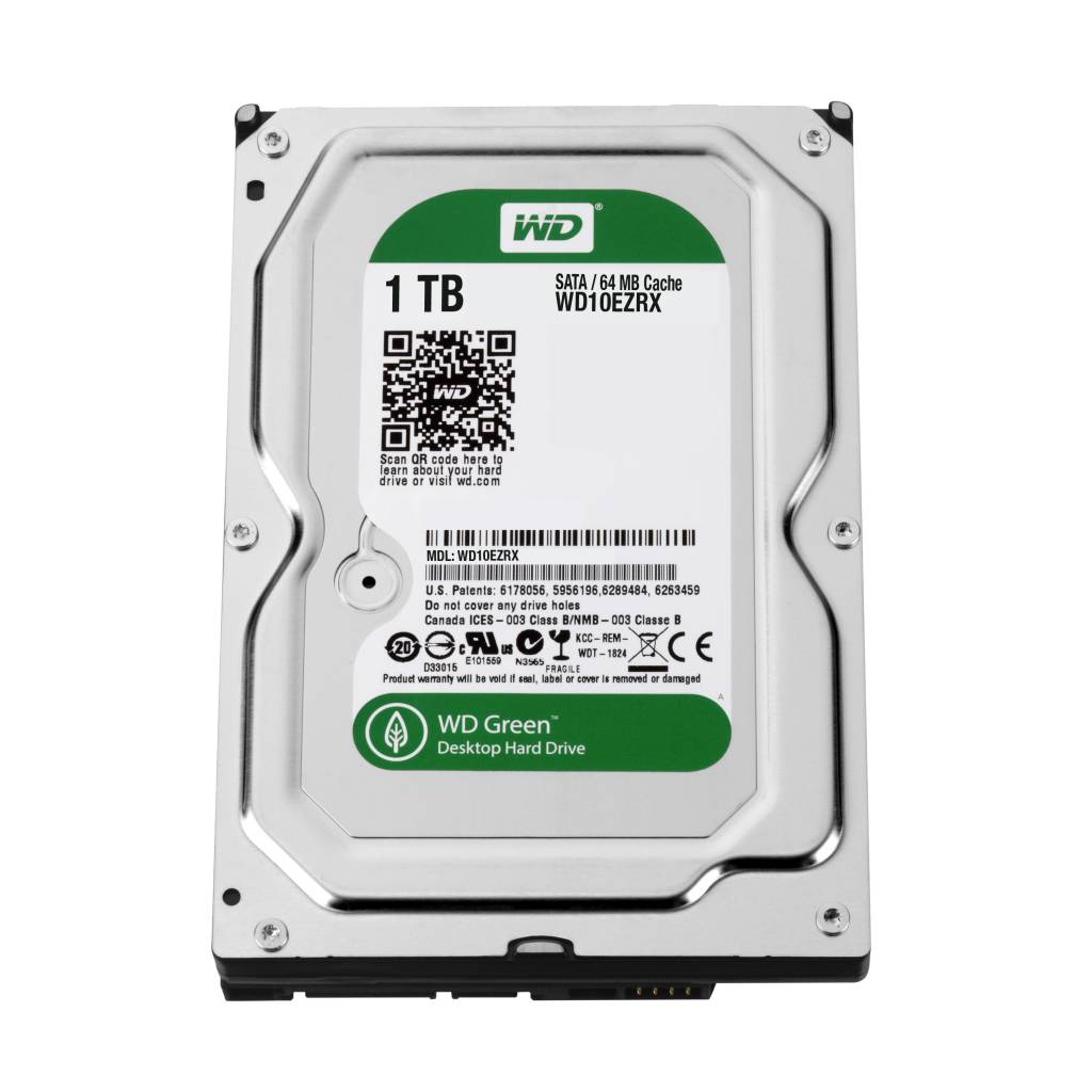 Western Digital Green 1TB HDD