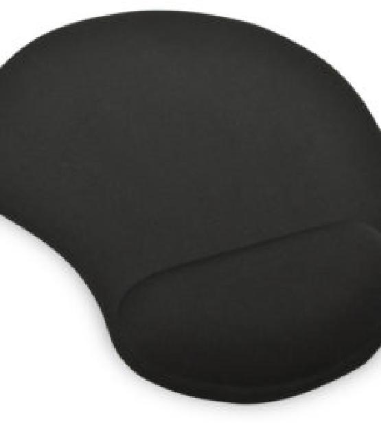 Ednet Gel Mousepad Black