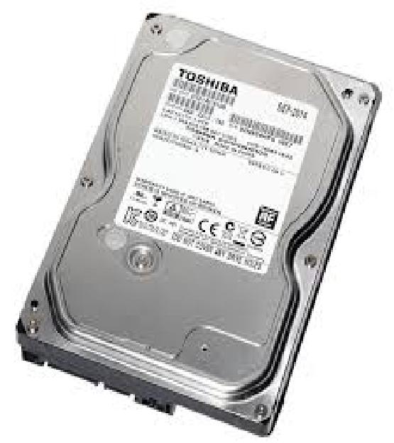 Toshiba 1TB HDD